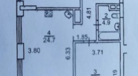 $280000 / Предславинская 40, Киев, Киев / Продажа / Квартира / 81 кв.м. / 2 комнат